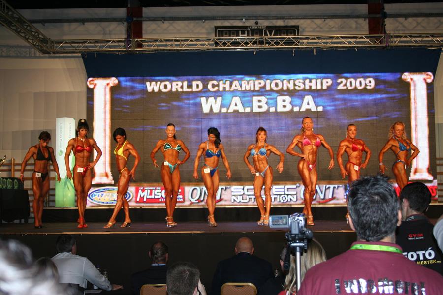 ЧС WABBA 2009