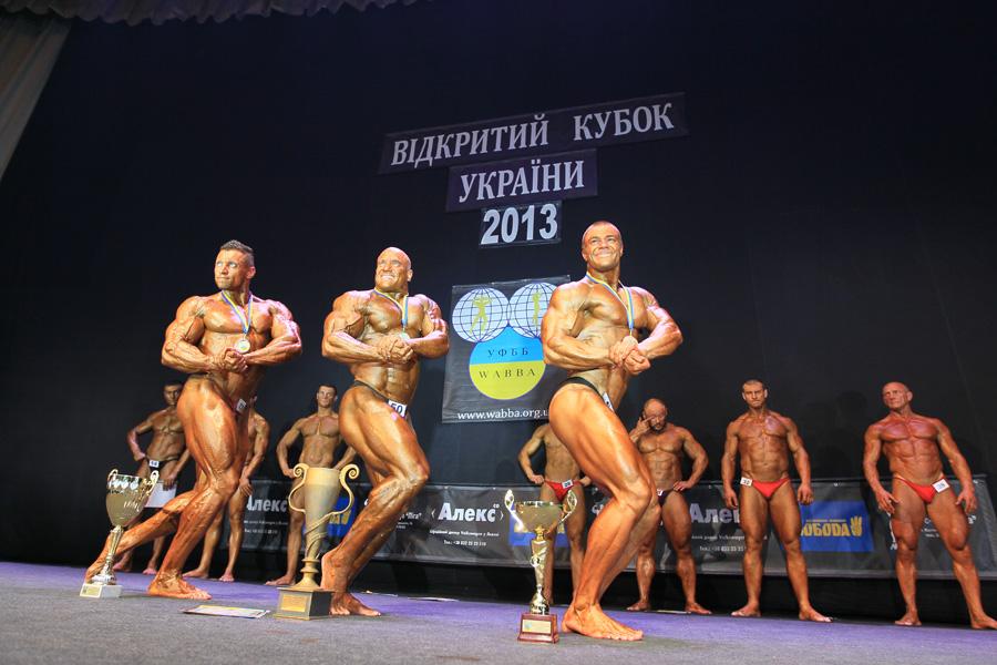 Відкритий Кубок України УФББВАББА 2013