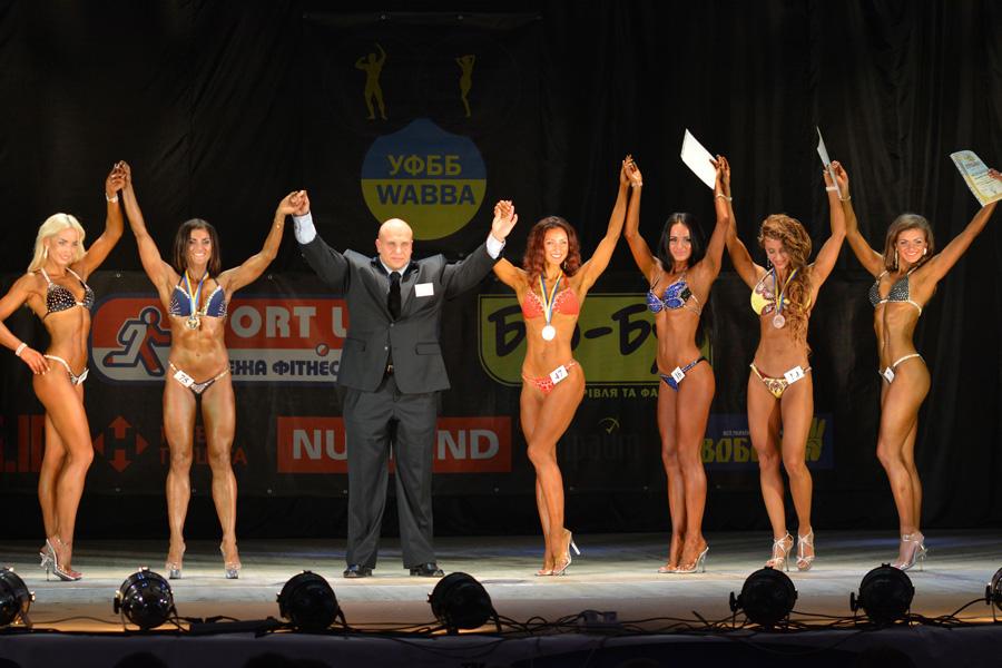 Відкритий чемпіонат України WABBA 2014