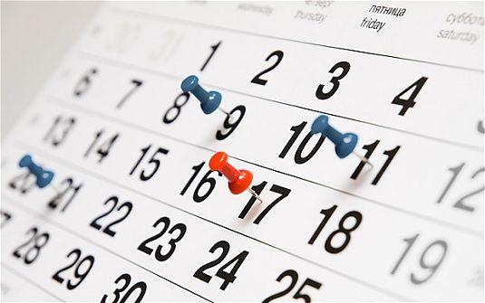 Календар змагань  на 2017 рік Української федерації бодібілдингу, фітнесу та бодіфітнесу (УФББ/ВАББА)