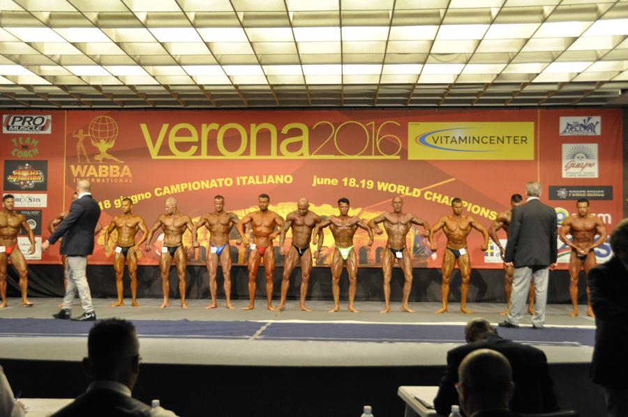 Чемпіонат Світу WABBA 2016