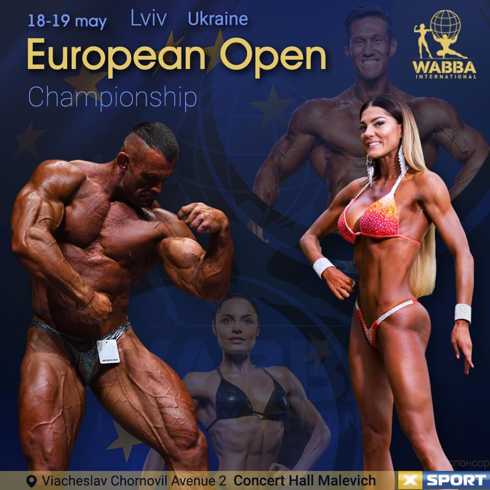 Regulations WABBA European Open Championship 2018, Lviv, Ukraine